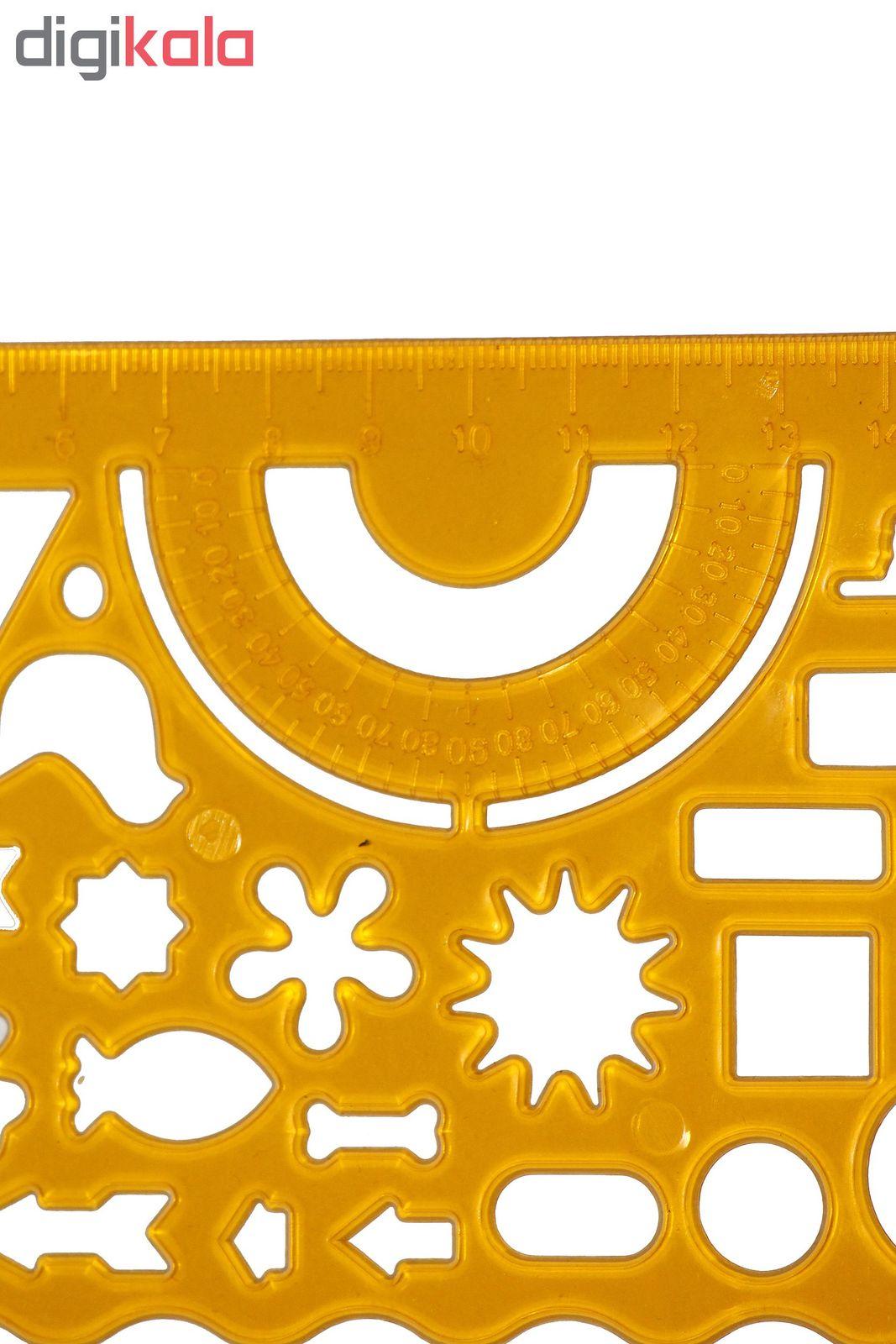 ست شابلون مدل Flexible بسته ۲ عددی main 1 8