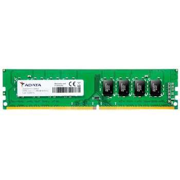 رم کامپیوتر ای دیتا مدل Premier DDR4 2400MHz 288Pin U-DIMM ظرفیت 4 گیگابایت