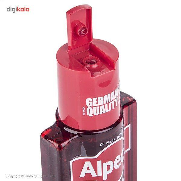 شامپو ضد شوره و تقویت کننده آلپسین مدل Double Effect Caffeine حجم 200 میلی لیتر main 1 2