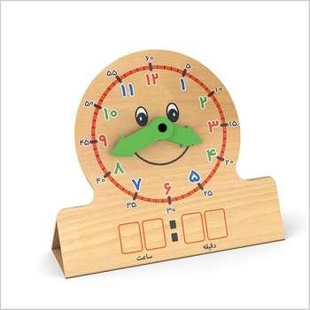 ساعت آموزشی مدل 103501