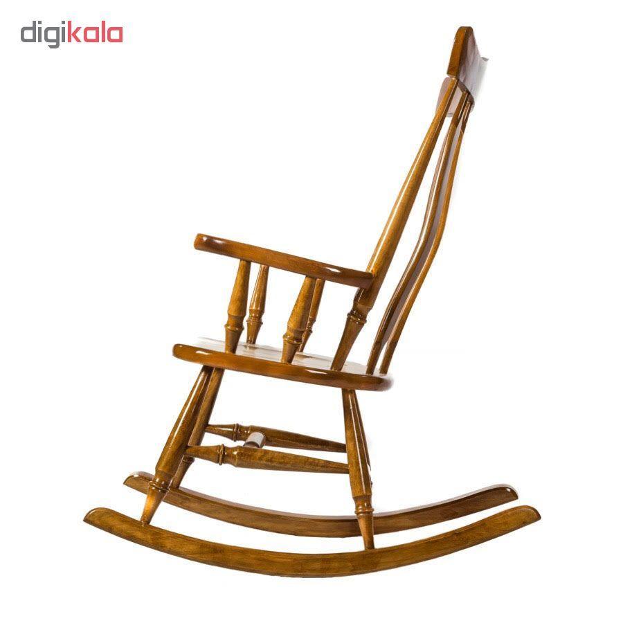 صندلی راک مدل راش main 1 3