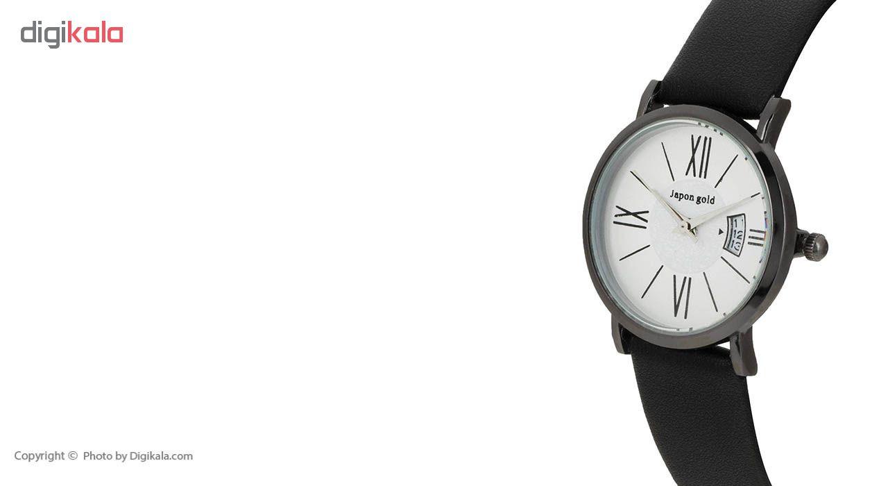 ساعت زنانه برند ژاپن گلد مدل T01W