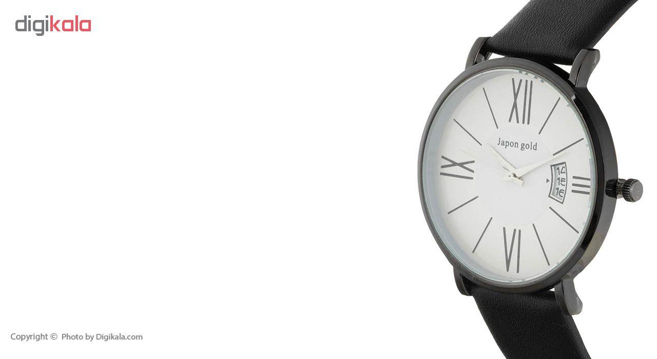ساعت  ژاپن گلد مدل T01