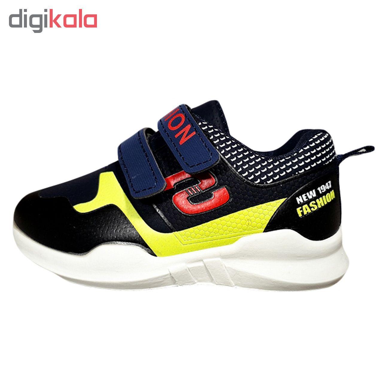 کفش راحتی بچه گانه مدل SC-DS01