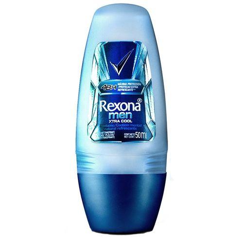 رول ضد تعریق مردانه رکسونا مدل Xtra Cool حجم 50 میلی لیتر