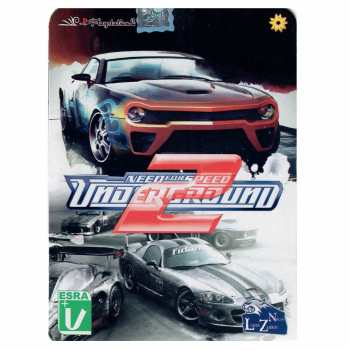 بازی مخصوص Need For Speed Underground 2 مخصوص PS2