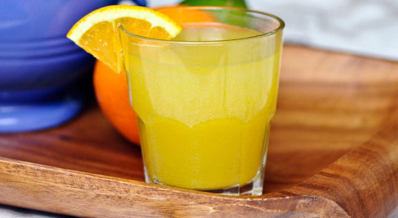 نوشابه گازدار با طعم پرتقال اورنجینا - 320 میلی لیتر main 1 6