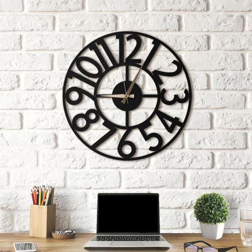ساعت دیواری آتینو طرح روشا سایز L