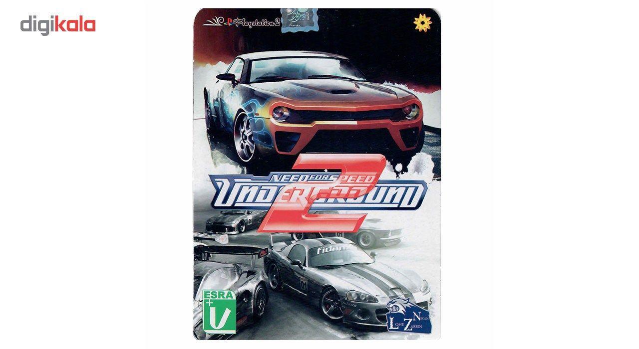 بازی مخصوص Need For Speed Underground 2 مخصوص PS2 main 1 1