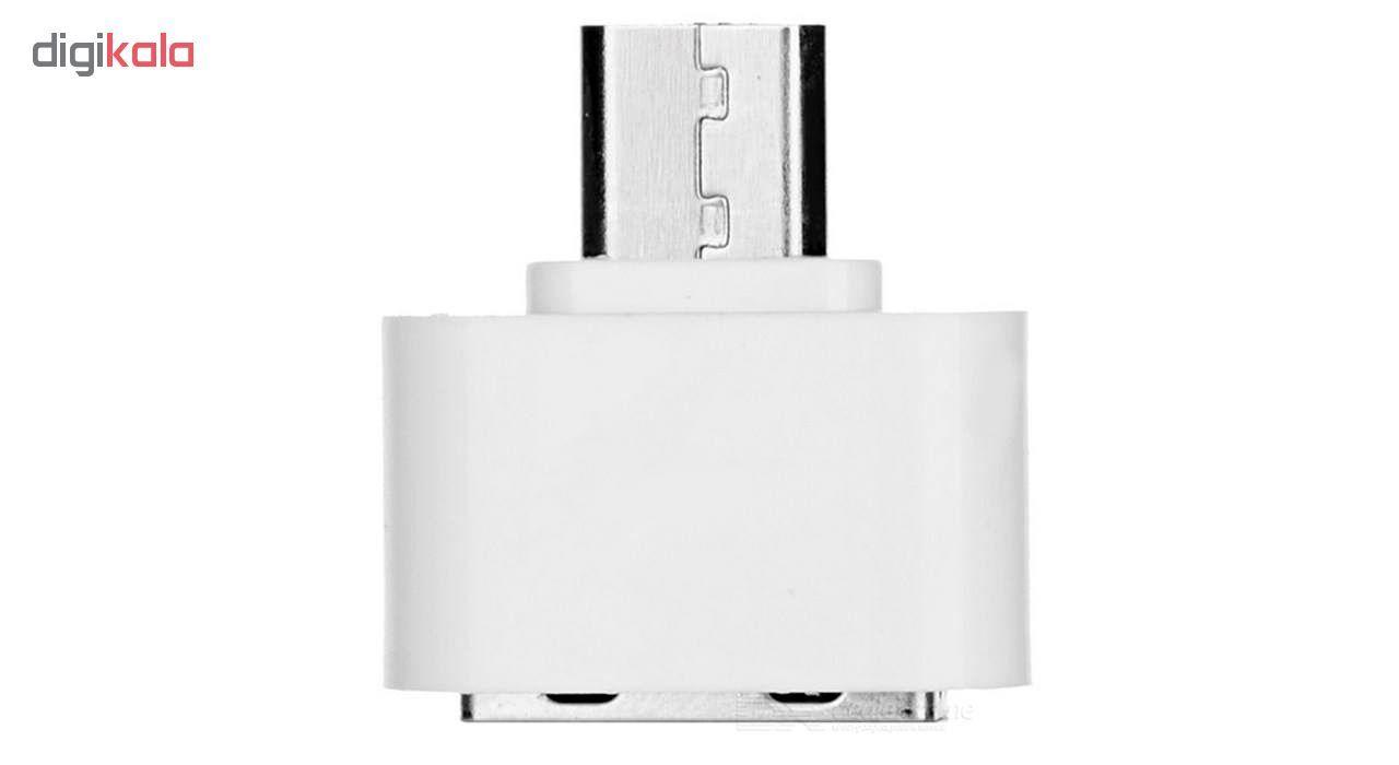 مبدل microUSB به USB OTG مدل Fashion main 1 2