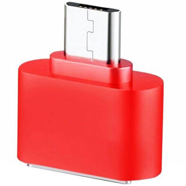 مبدل microUSB به USB OTG مدل Fashion