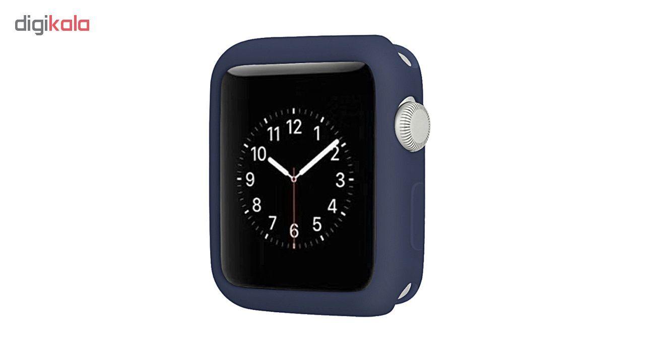 کاور سیلیکونی مدل Fashion Case مناسب برای اپل واچ 42mm main 1 1