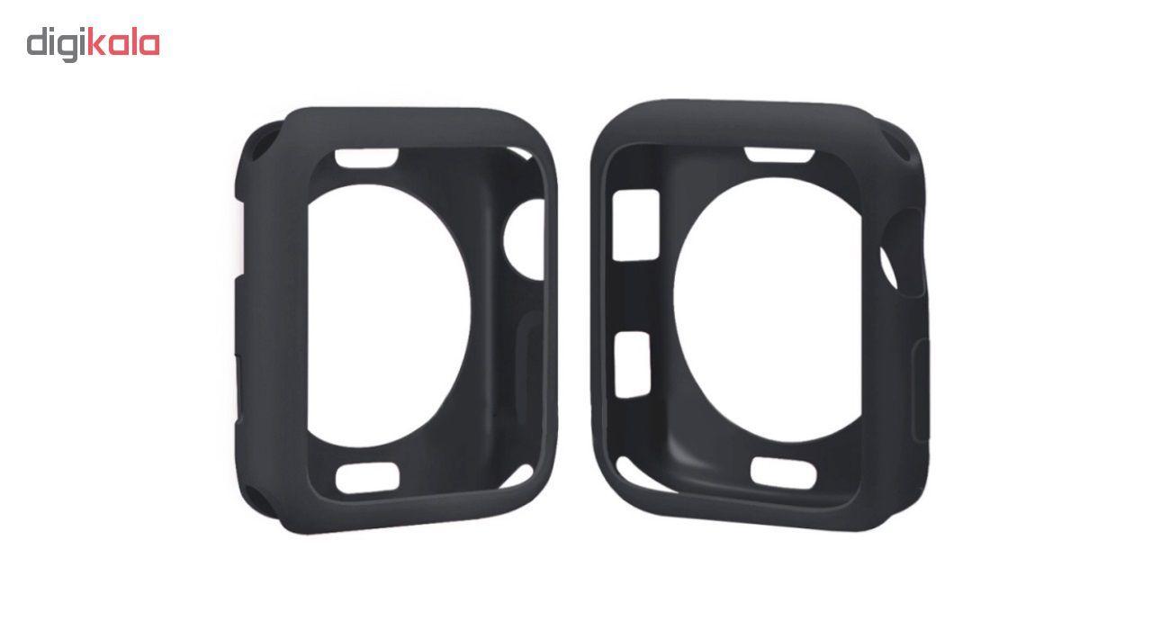 کاور سیلیکونی مدل Fashion Case مناسب برای اپل واچ 42mm main 1 3