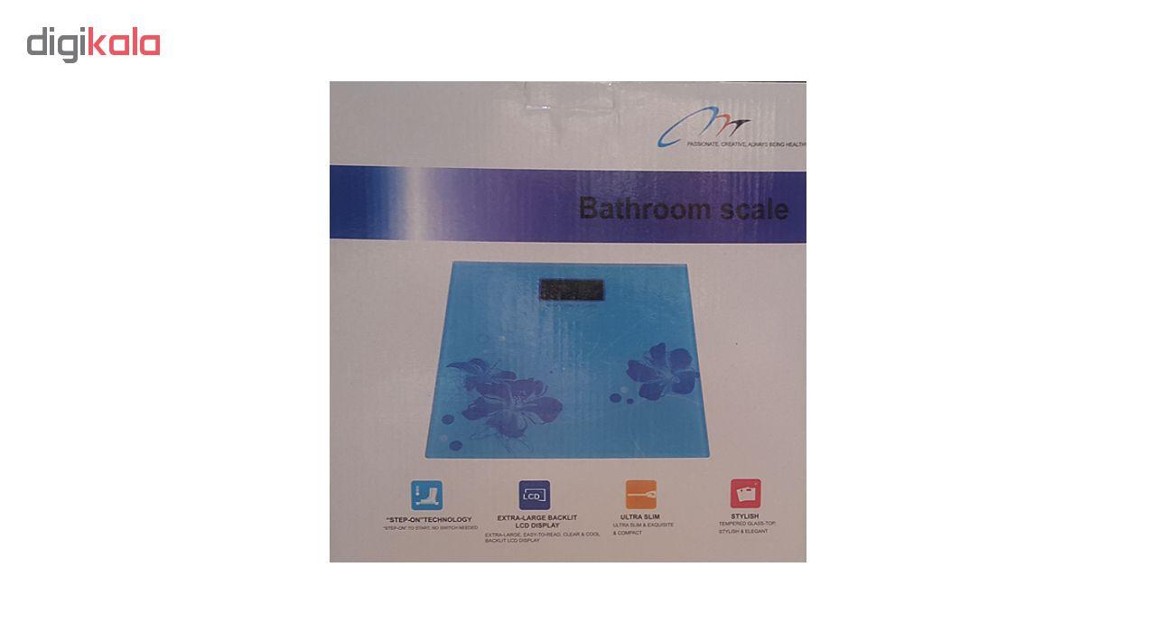 ترازو دیجیتال بث روم اسکیل مدل Bathroom scale-3