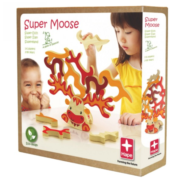 بازی آموزشی هپه مدل Super Moose