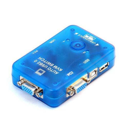 سوییچ دو پورت KVM رویال مدل USBKVM102UK