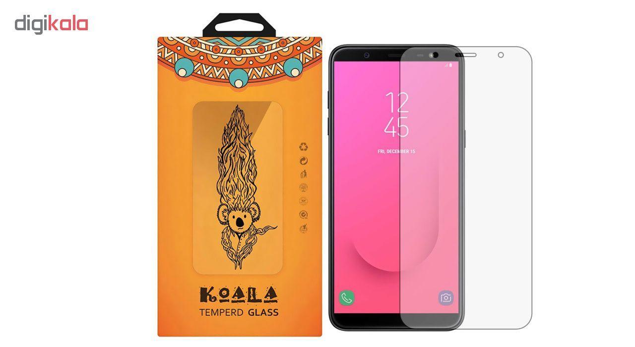 محافظ صفحه نمایش شیشه ای کوالا مدل Tempered مناسب برای گوشی موبایل شیائومی Redmi 6 main 1 1