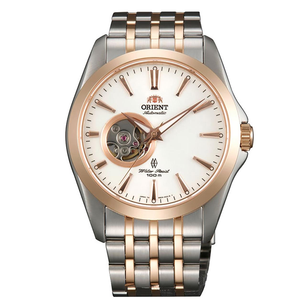 ساعت مچی عقربه ای مردانه اورینت مدل SDB09001W0