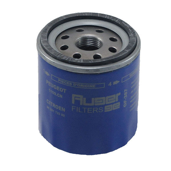 فیلتر روغن آگر مدل OF-387 مناسب برای پژو و زانتیا