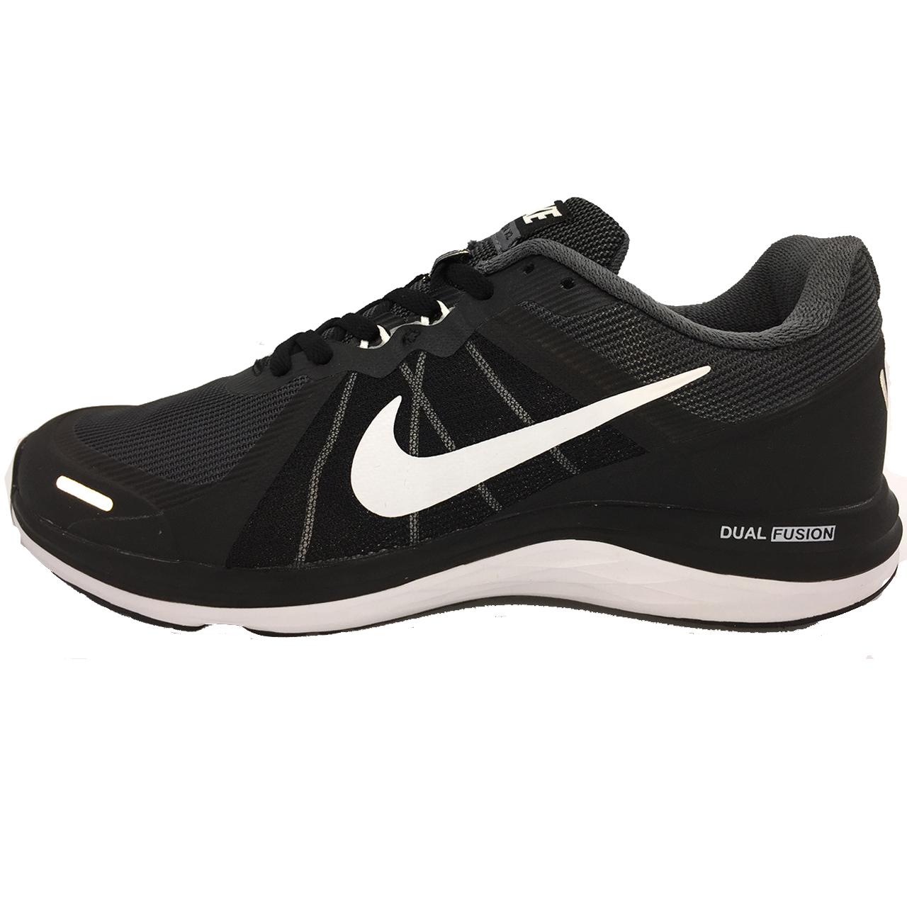 قیمت کفش مخصوص پیاده روی نایکی مدل DUAL FUSION X 2-BLACK