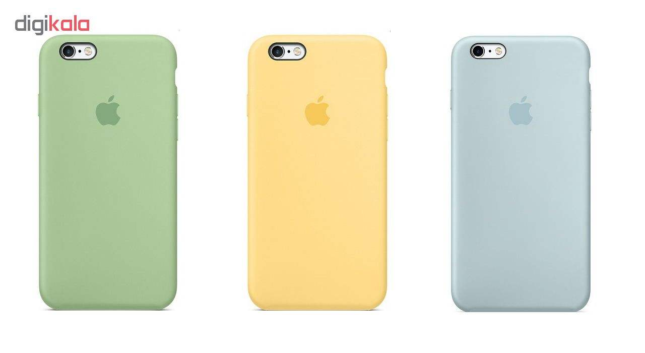 کاور سیلیکونی مدل SlC مناسب برای گوشی موبایل اپل آیفون 7Plus / 8Plus main 1 2
