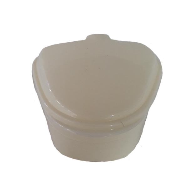 محفظه نگهداری دندان مصنوعی مدل صدفی
