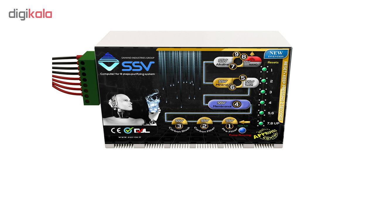 تصفیه آب خانگی  اس اس وی مدل  Smart MaxTec S830