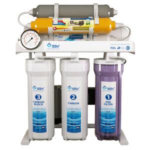 تصفیه آب خانگی اس اس وی مدل MaxTec X830