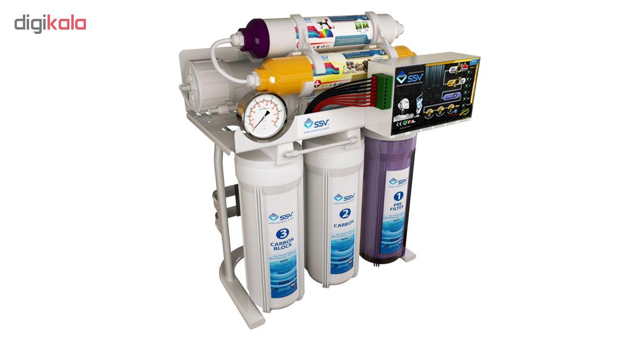 تصفیه آب خانگی اس اس وی مدل  Smart MaxTec S700