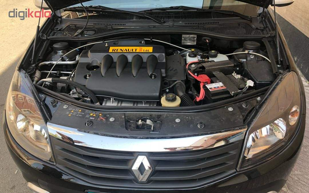 کاور موتور مدل 001 مناسب برای خودرو ساندرو و تندر main 1 3
