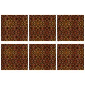 زیر بشقابی کد U1-42073 بسته 6 عددی