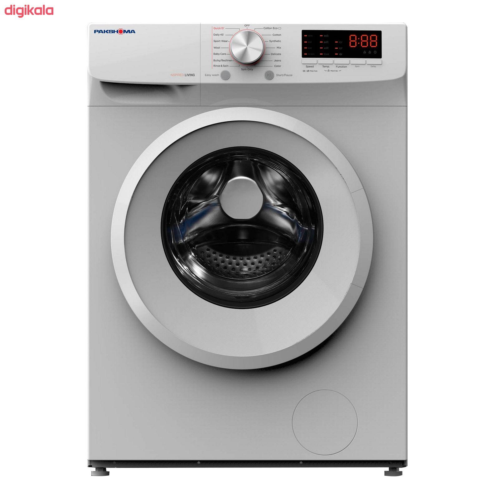 ماشین لباسشویی پاکشوما مدل TFU-73200 ظرفیت 7 کیلوگرم main 1 1