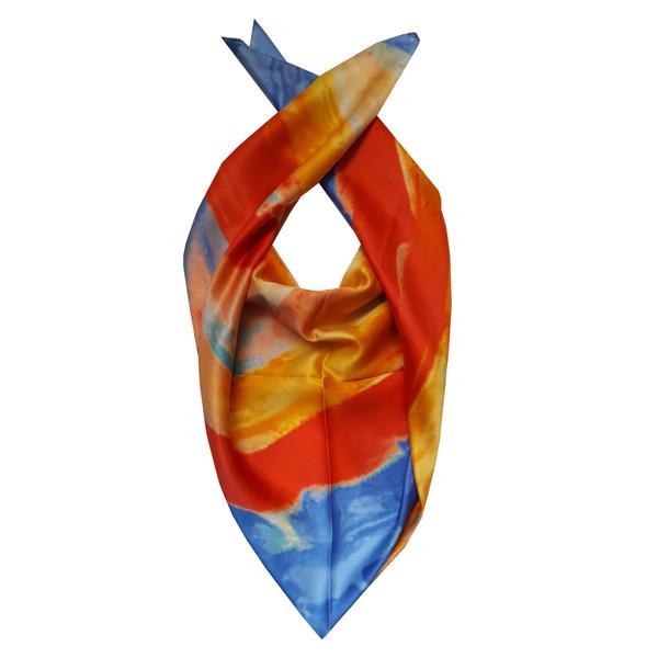 روسری زنانه جی ان تی مدل Mix digi