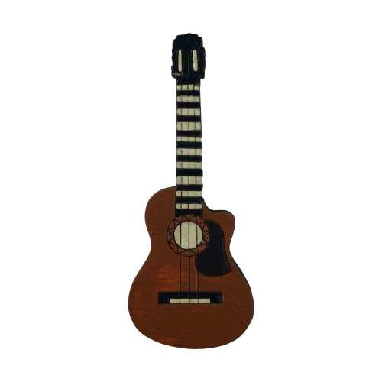 پیکسل چوبی مدل گیتار