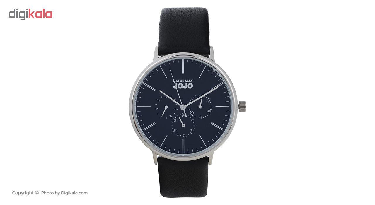 خرید ساعت مچی عقربه ای مردانه نچرالی ژوژو مدل JO96905.88F