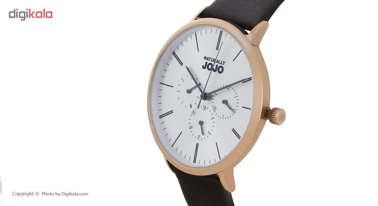 ساعت مچی عقربه ای مردانه نچرالی ژوژو مدل JO96905.80R