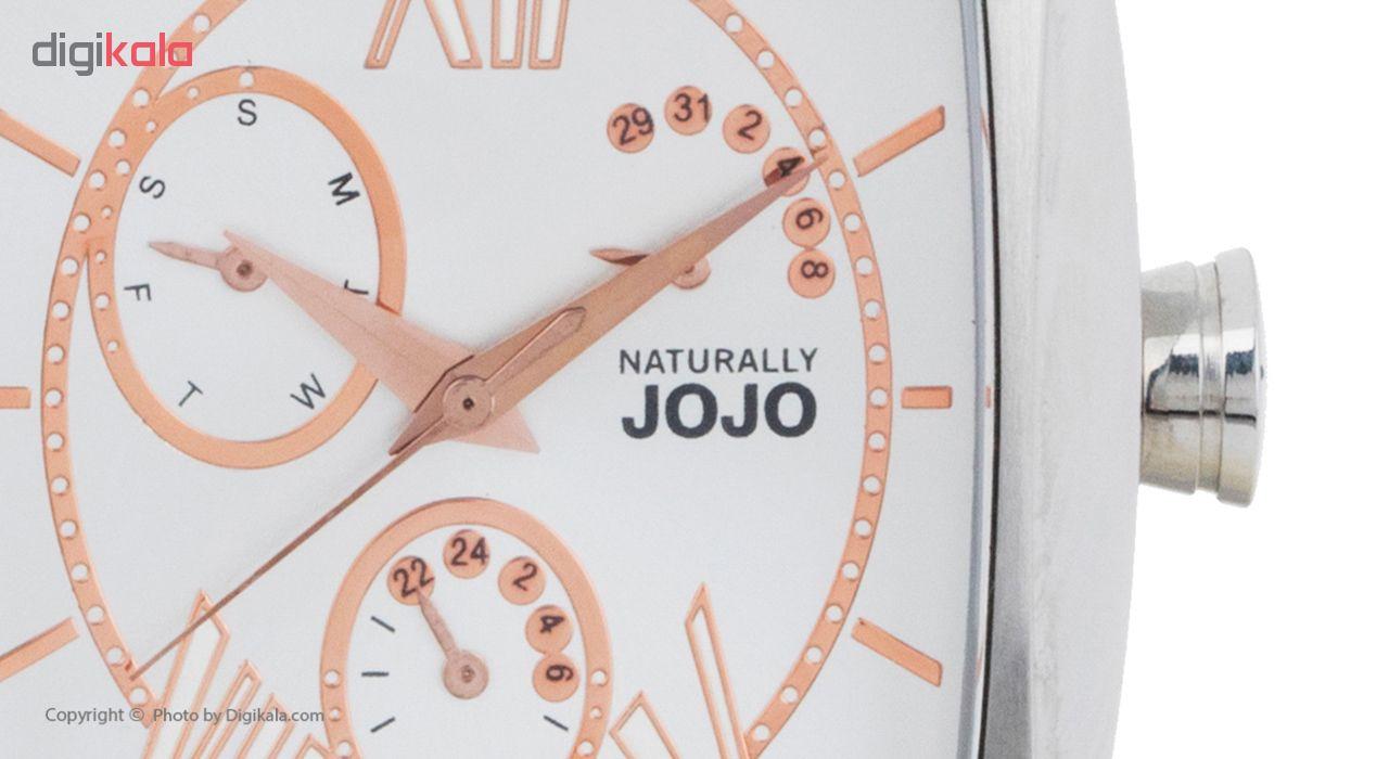 ساعت مچی  مردانه نچرالی ژوژو مدل JO96615.80F              اصل