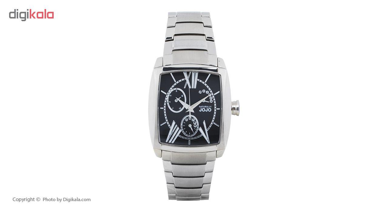 خرید ساعت مچی عقربه ای مردانه نچرالی ژوژو مدل JO96615.89F
