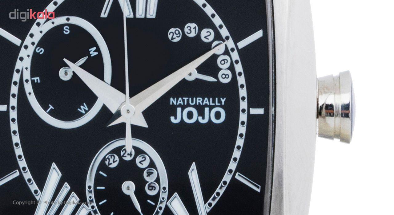 ساعت مچی  مردانه نچرالی ژوژو مدل JO96615.89F              اصل