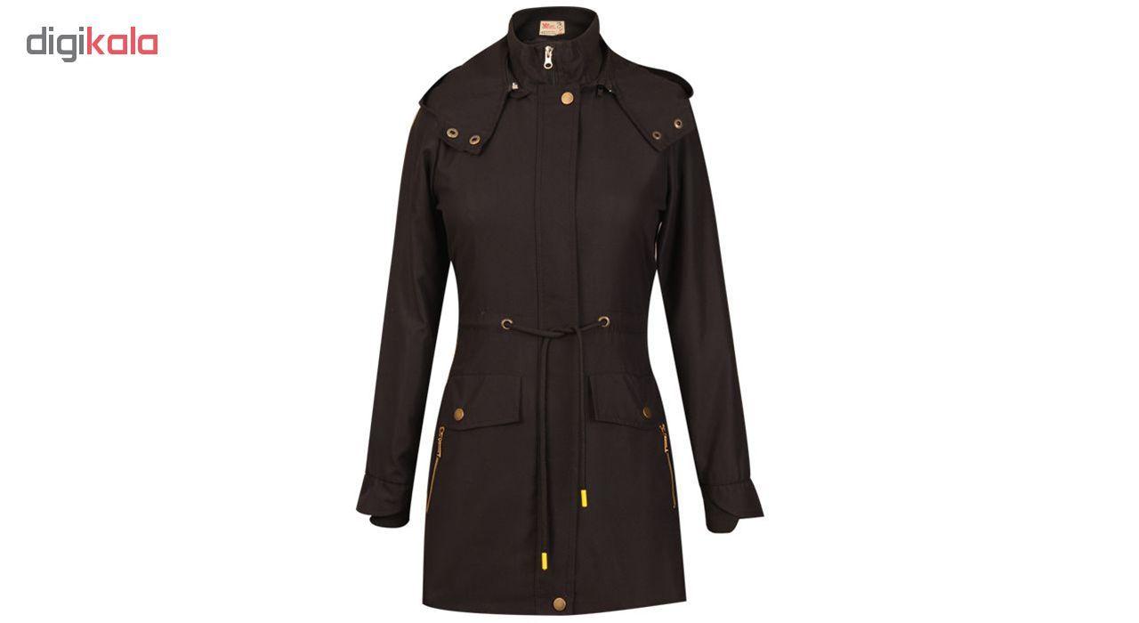 فروش کاپشن زنانه ولیعصر مدل شیدا 33044 - لباس گرم زنانه