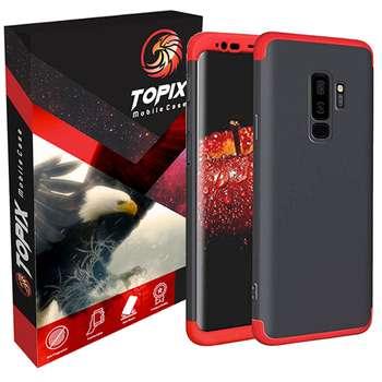 کاور تاپیکس مدل Hard مناسب برای گوشی موبایل سامسونگ Galaxy S9 Plus