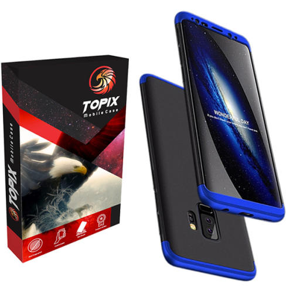 کاور تاپیکس مدل Hard مناسب برای گوشی موبایل سامسونگ Galaxy S9