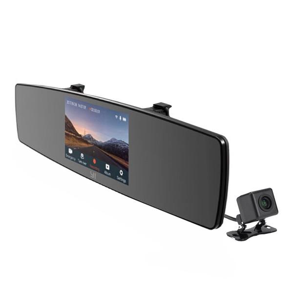 آینه مانیتوری و دوربین دنده عقب ایی مدل YCS1C17