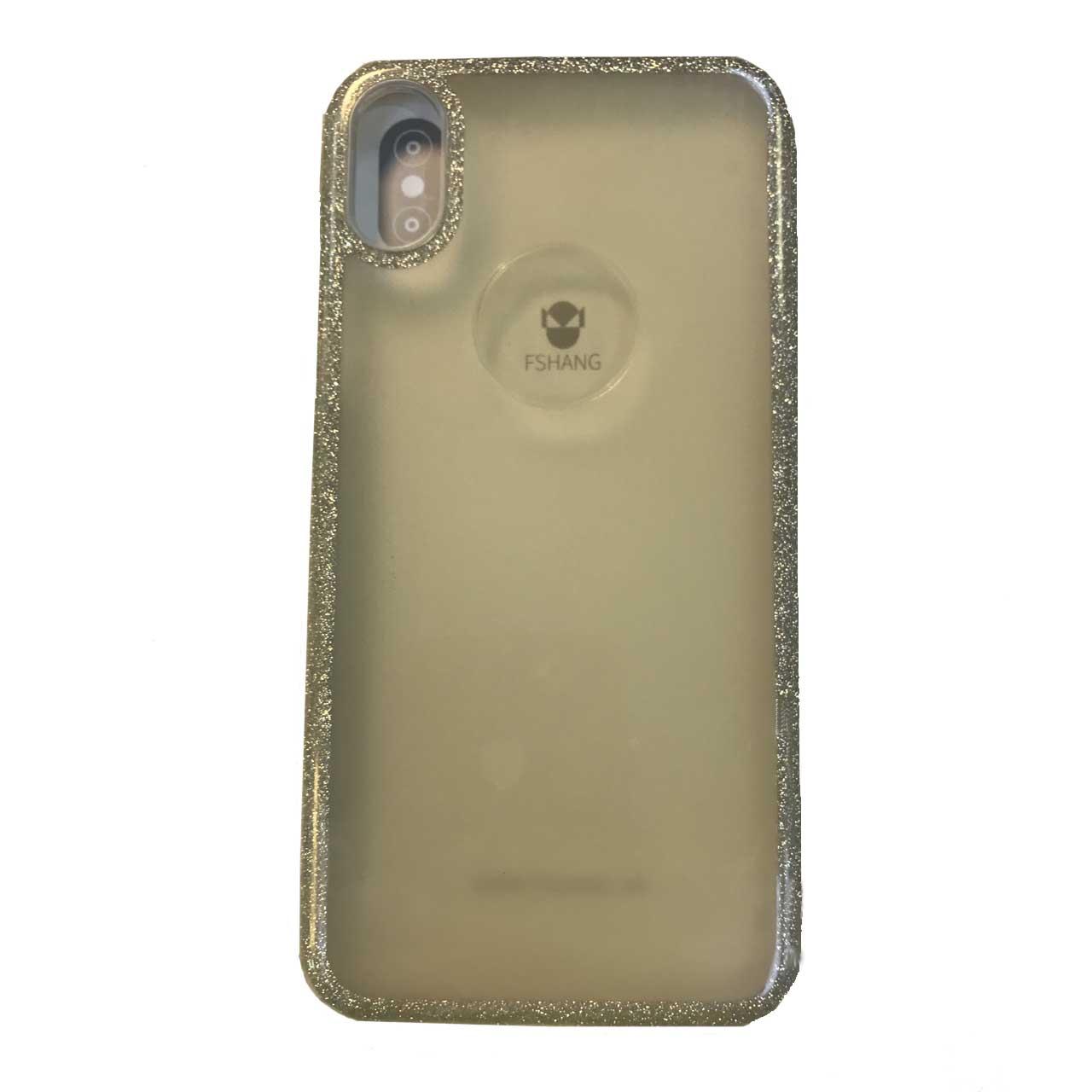 کاور افشنگ مدل phantom مناسب برای گوشی موبایل اپل آیفون X