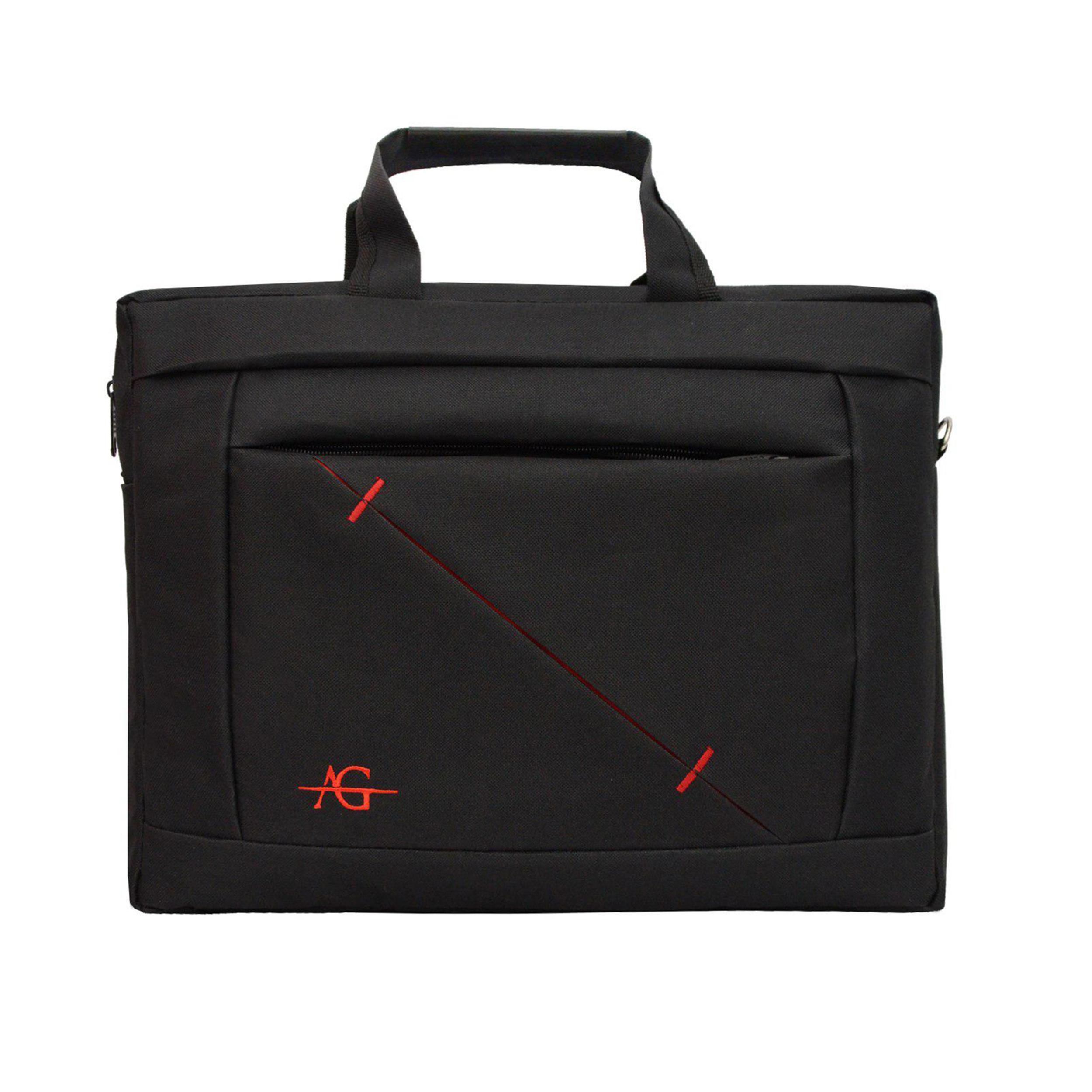 کیف لپ تاپ مدل AG201 مناسب برای لپتاپ های 15.6 اینچی