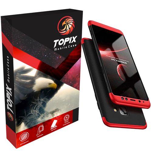 کاور تاپیکس مدل Hard مناسب برای گوشی موبایل سامسونگ Galaxy A8 2018