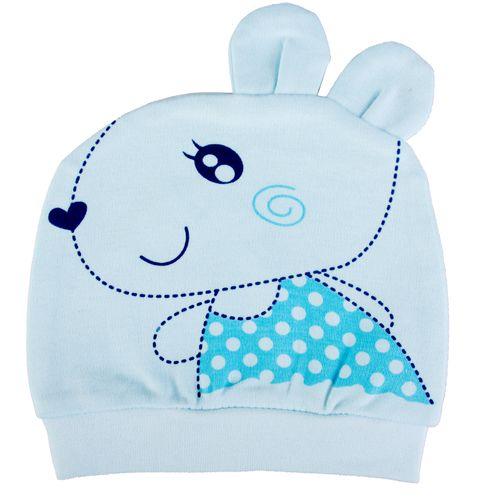 کلاه نوزاد مدل خرگوش کد 001