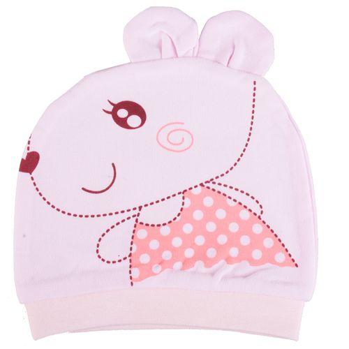 کلاه نوزاد مدل خرگوش کد 003
