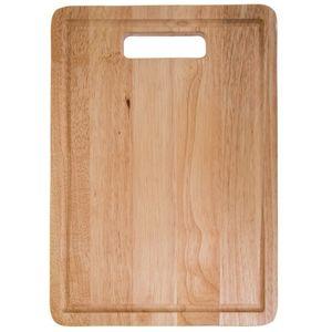 تخته گوشت تمام چوبی آلفا سری بیلی سایز کوچک