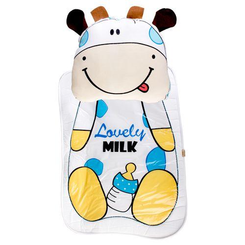 تشک خواب کودک لاولی مدل Milk